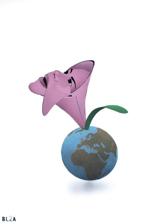 El mundo planta cara